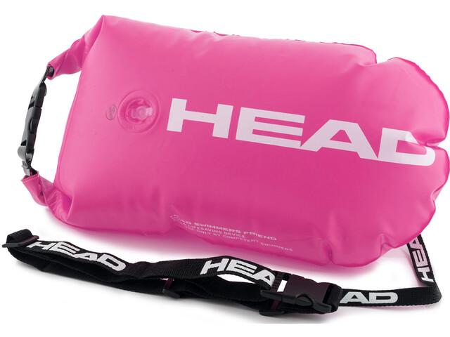 Head Swimmers Boya de Seguridad, pink